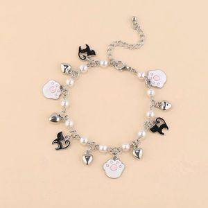 🐈 Meowalistic Adorable Cat Lovers Bracelet 🐈
